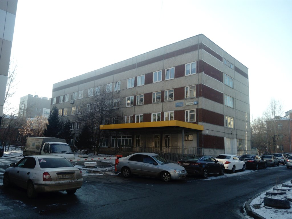 детская поликлиника — Детская городская клиническая больница № 11, поликлиника № 5 — Екатеринбург, фото №4