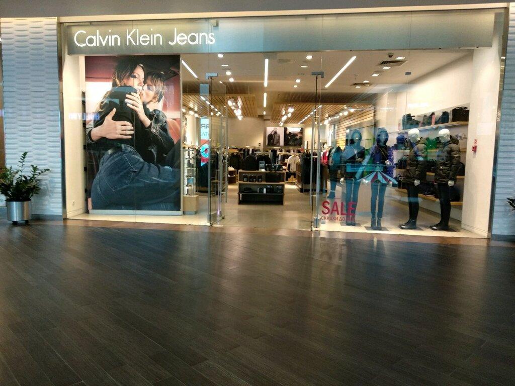 Calvin Klein Jeans москва 5