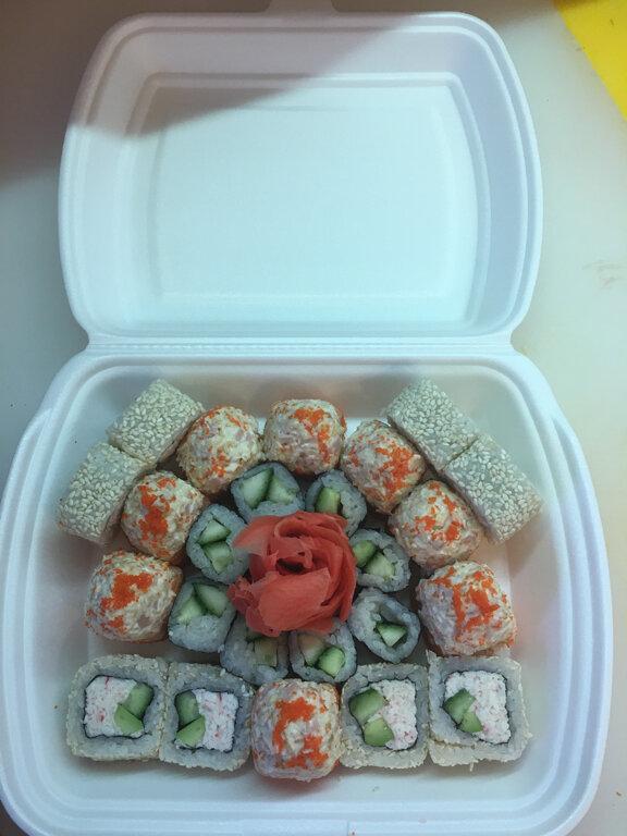 доставка еды и обедов — Суши Wok — Калуга, фото №5