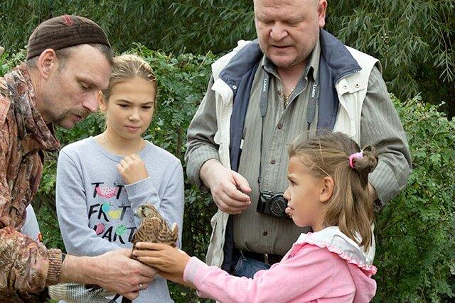 приют для животных — Орнитарий — Москва, фото №5