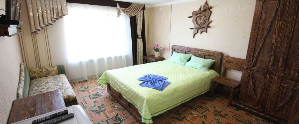 гостиница — Зелёная жемчужина — Краснодарский край, фото №1