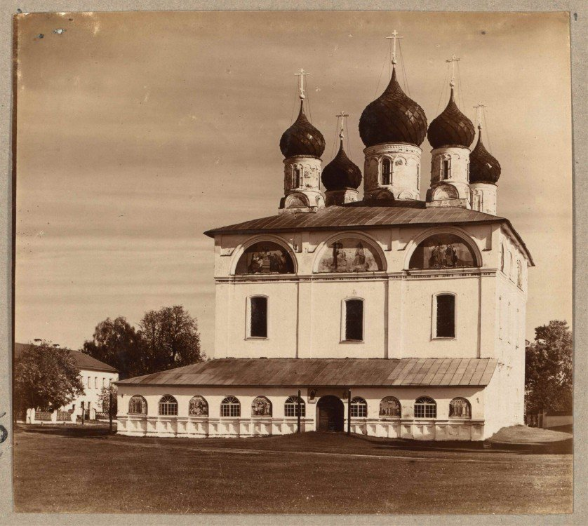 Старое фото макарьева костромской области