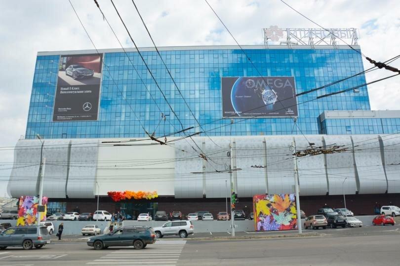 3438b720eb281 торговый центр — Многофункциональный торговый центр Новый — Иркутск, фото №7