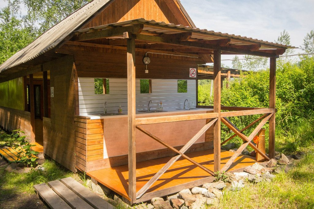 турбаза — Туристическая база Черемшанка — поселок Черемшанка, фото №5