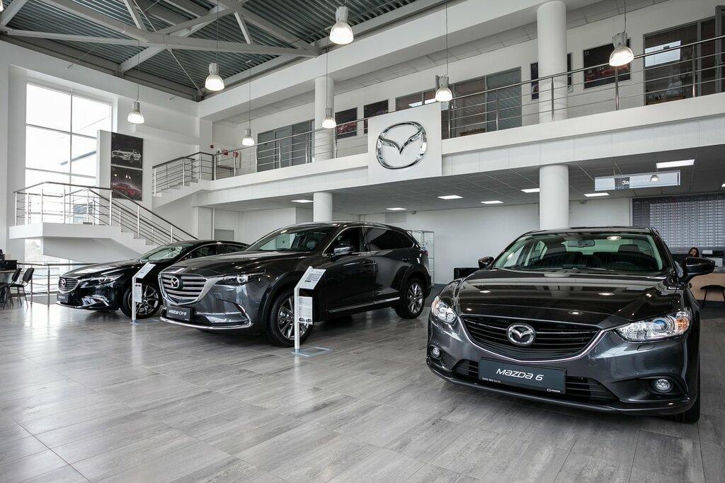 автосалон — Mazda-УТЦ — Екатеринбург, фото №4