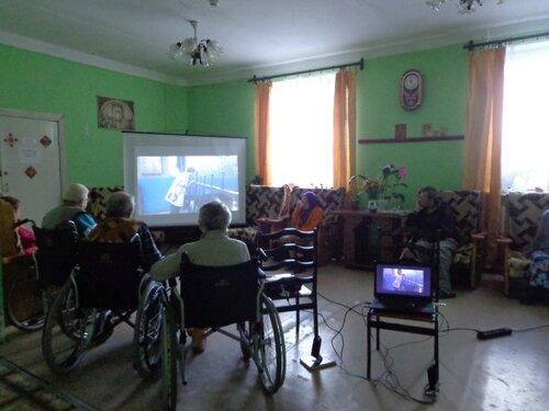 Мошенской дом-интернат для престарелых и инвалидов интернат для престарелых в уфе