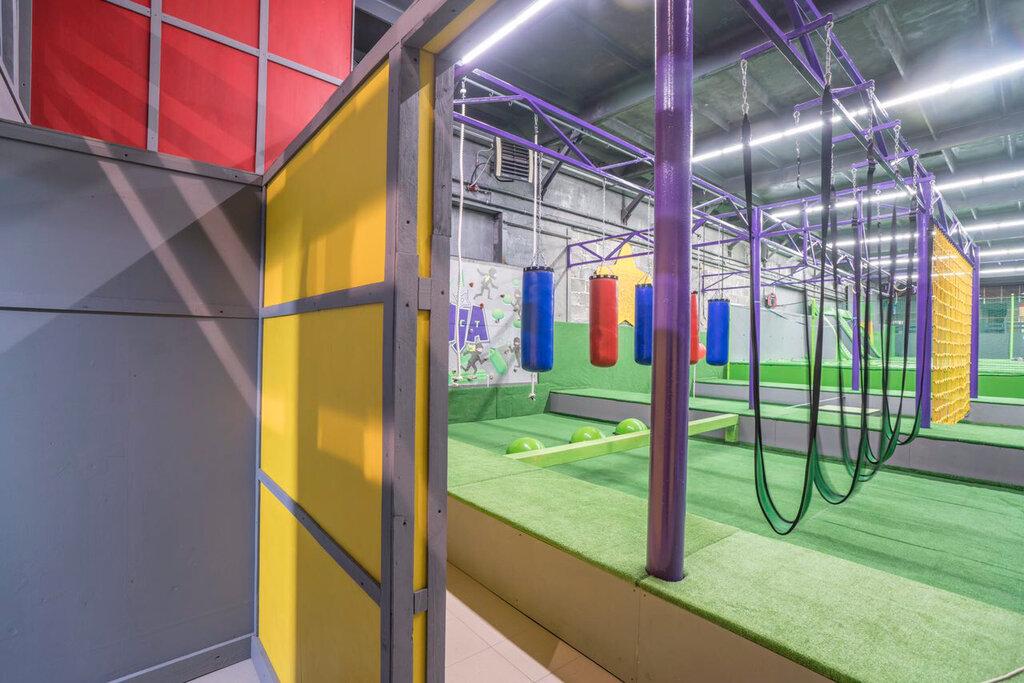 батутный центр — Action park — Коломна, фото №3