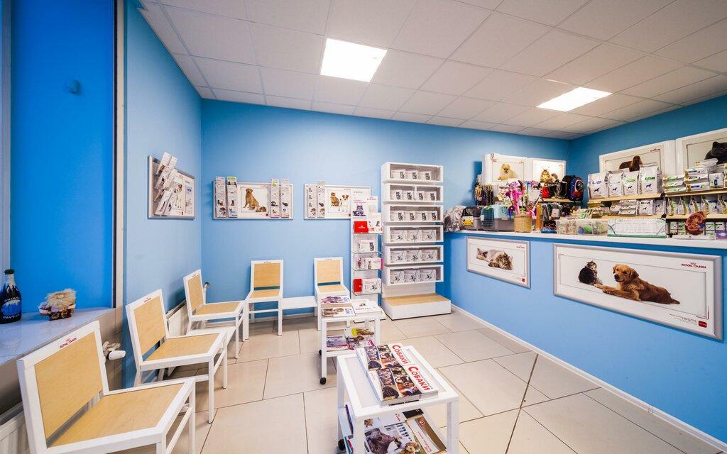 ветеринарная клиника — Энимал центр — Санкт-Петербург, фото №4