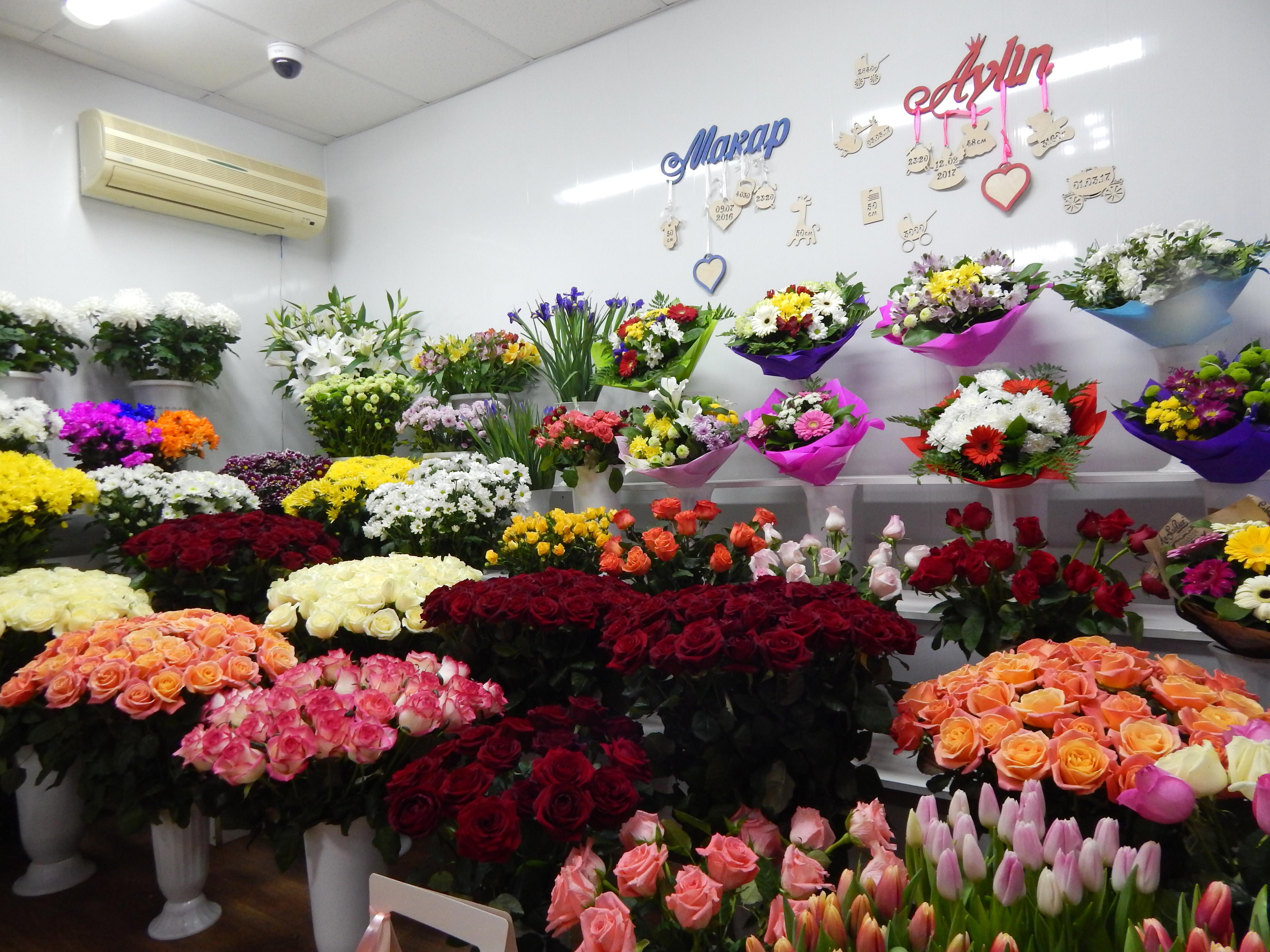 Цветы, магазин цветов доставка по россии