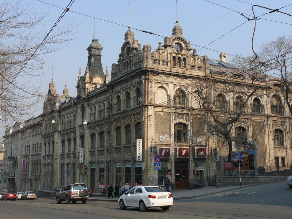 в-третьих, фото владивостокский гум биатлонном