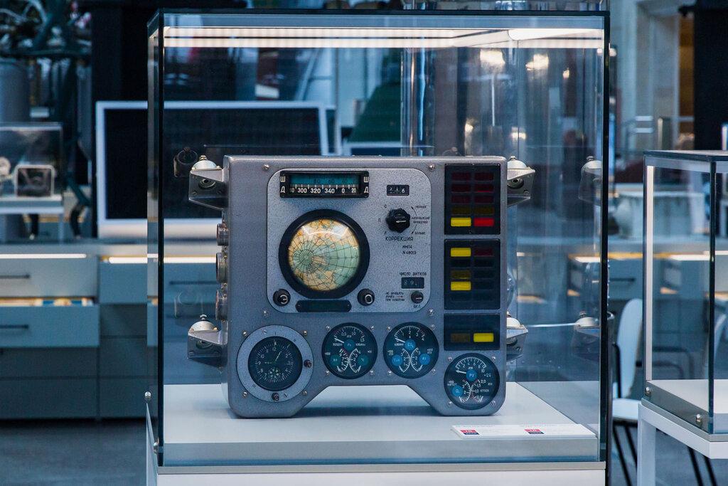 выставочный центр — Космонавтика и авиация — Москва, фото №2