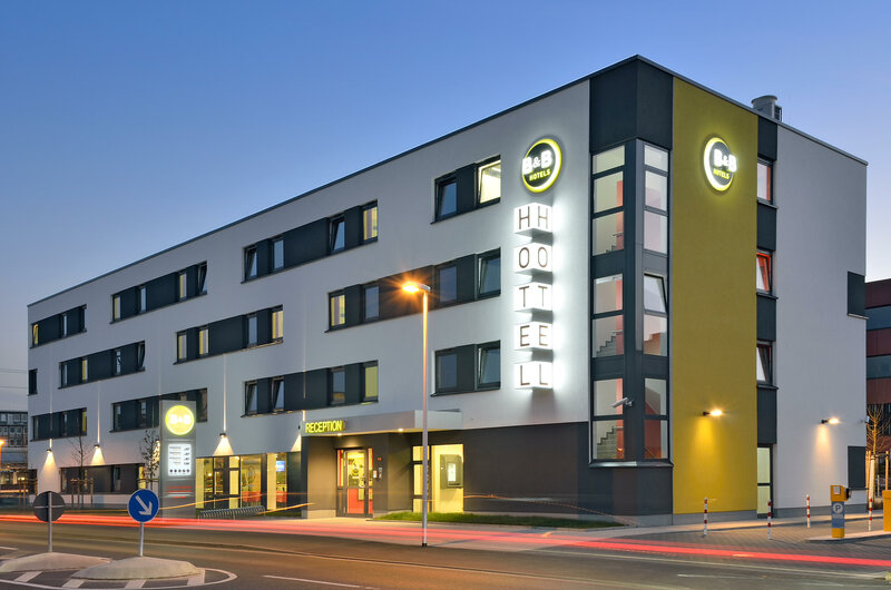 B&b Hotel Aschaffenburg