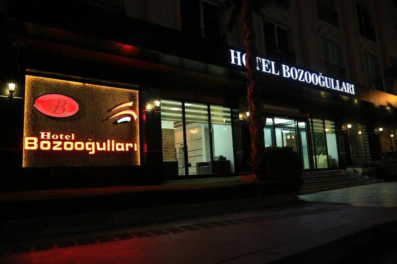 Отель Бозоогуллары