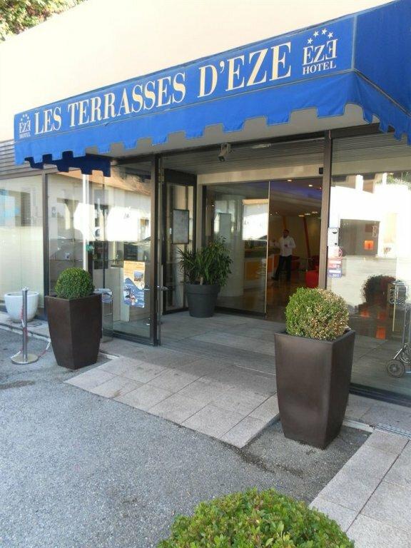 Hôtel Les Terrasses D'Eze