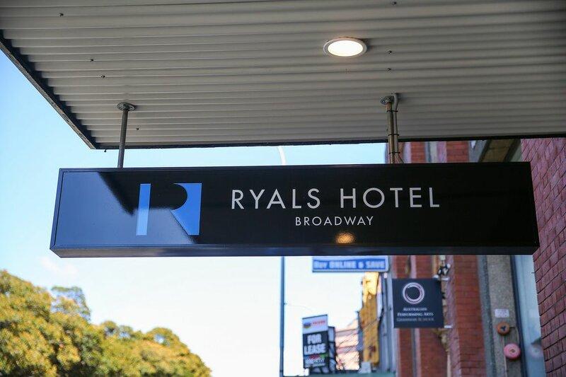 Ryals Hotel Broadway