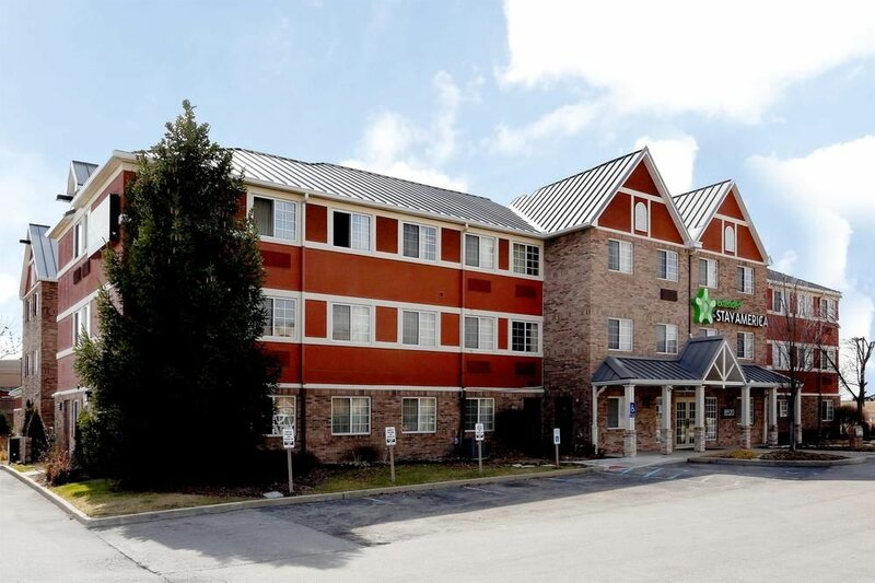Extended Stay America - Indianapolis - West 86th St