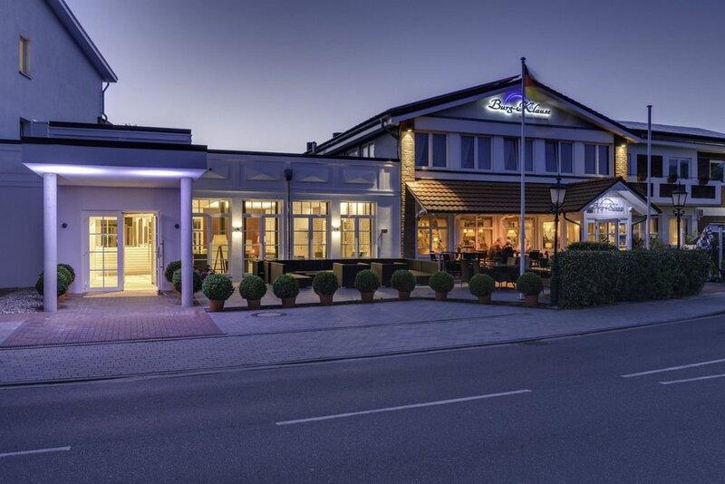 Hotel Burg-Klause