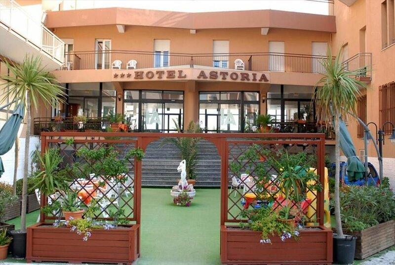 Hotel Astoria Pesaro