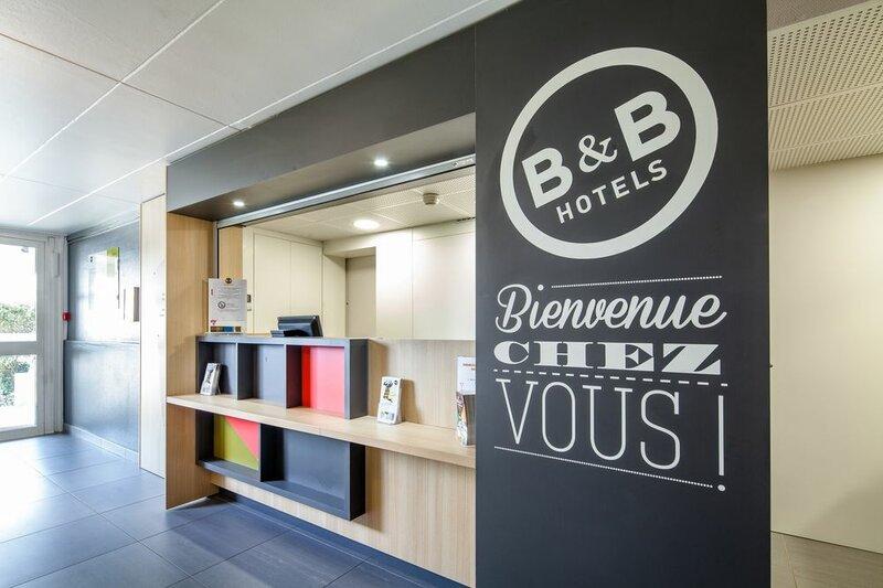 B&b Hotel Corbeil-Essonnes