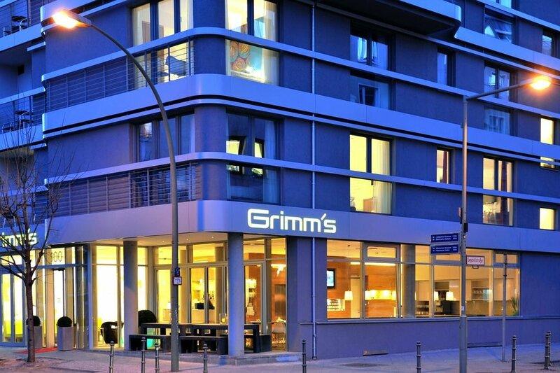 Grimms Hotel Berlin Mitte