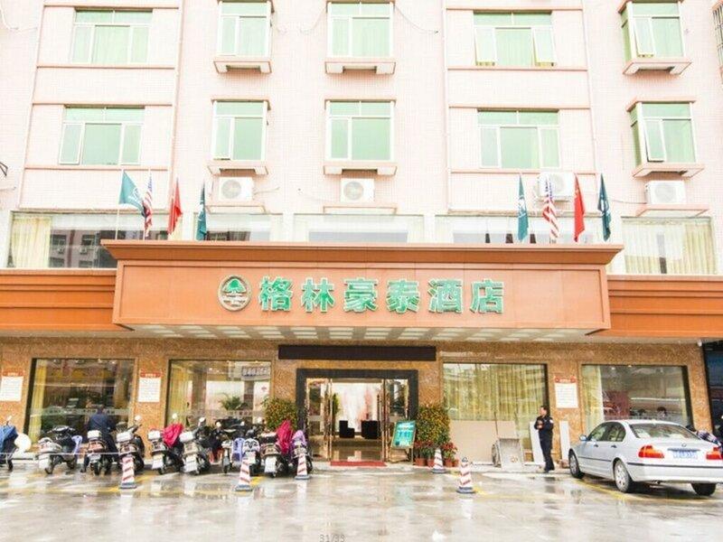 GreenTree Inn PuNing International Commodity City Hotel