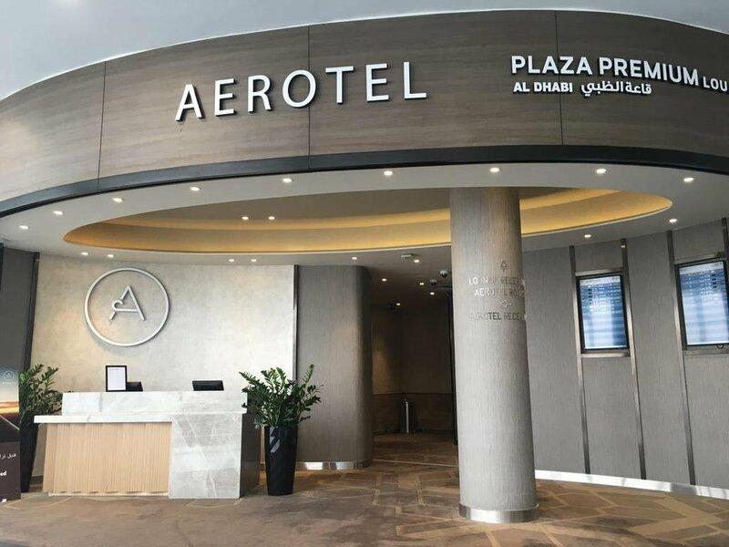 Refreshhh by Aerotel Abu Dhabi Terminal 3