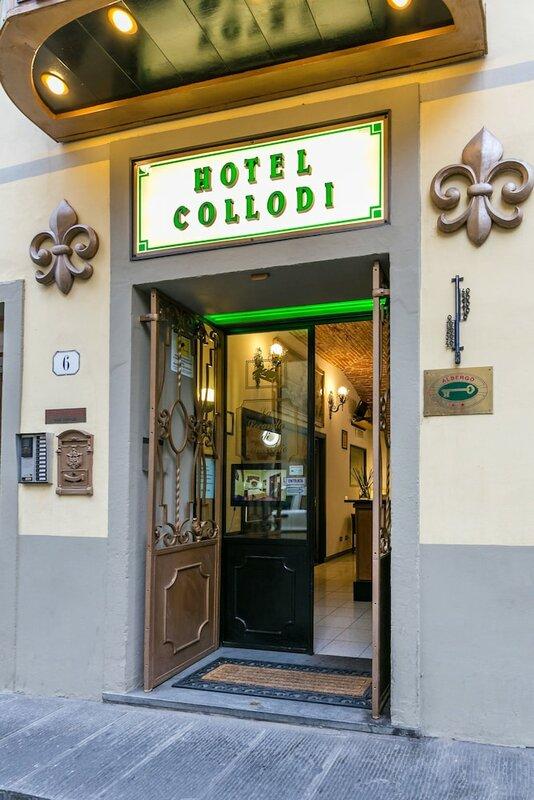 Отель Collodi
