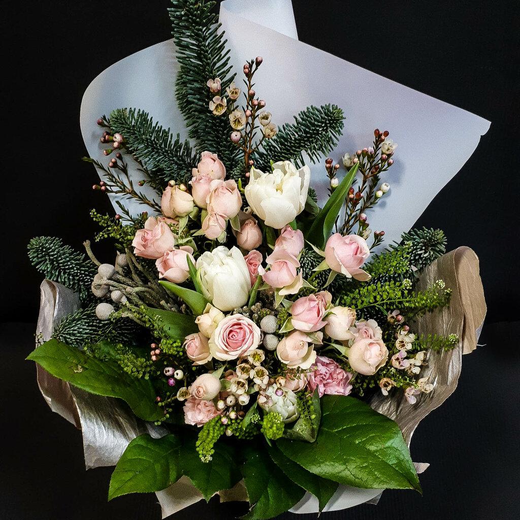 Цветы пушкин купить, киевская