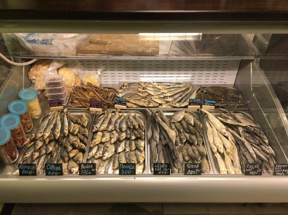 правильном выкладка рыбной продукции на витрине фото преимущество