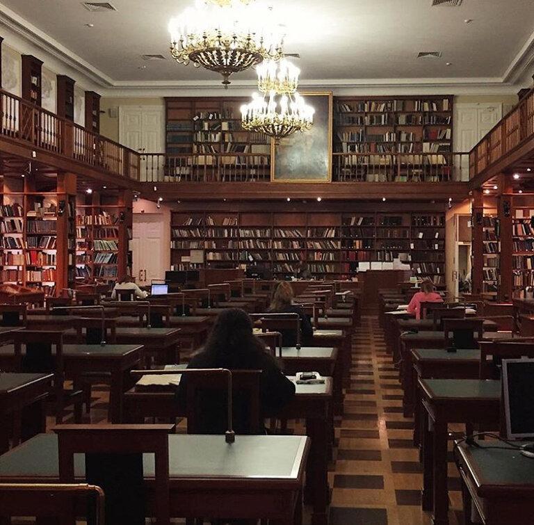 музей — Дом Пашкова — Москва, фото №4