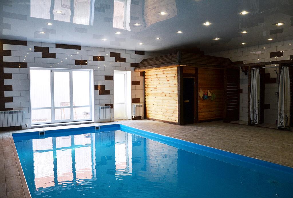 баня — Михайловские бани - Дом отдыха № 1 — Саратов, фото №2