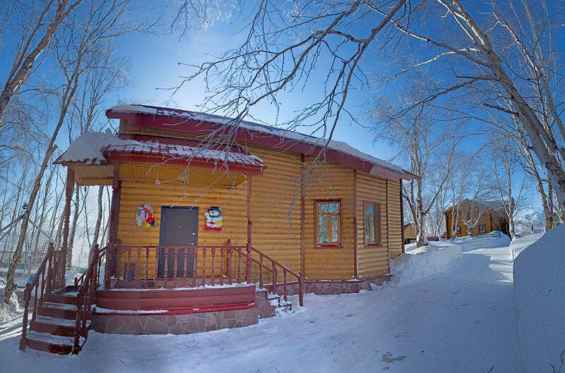 Туристическая база отдыха Костер