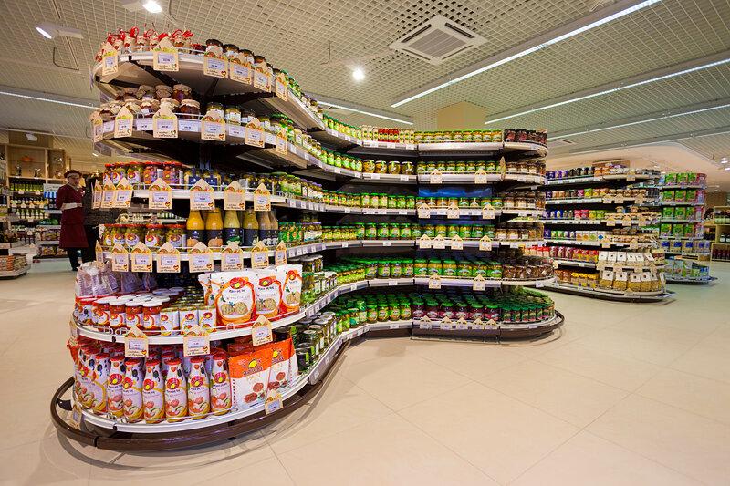 порой, фото выкладки товара в супермаркетах мяча
