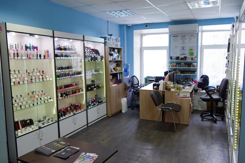 vape shop — Papiroska. rf — Moscow, фото №2