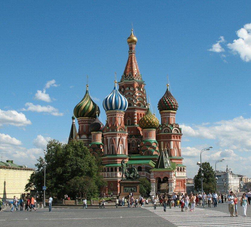 музей — Собор Покрова Пресвятой Богородицы что на Рву — Москва, фото №10