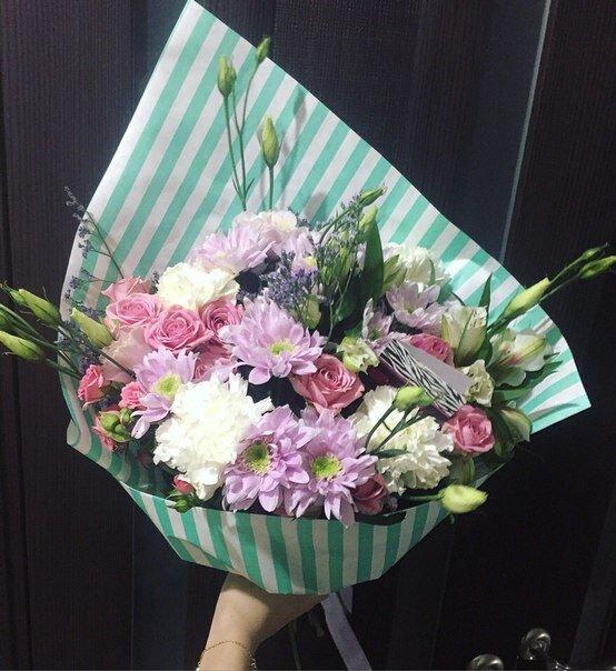 Букет роз, доставка цветов в саранске отзывы