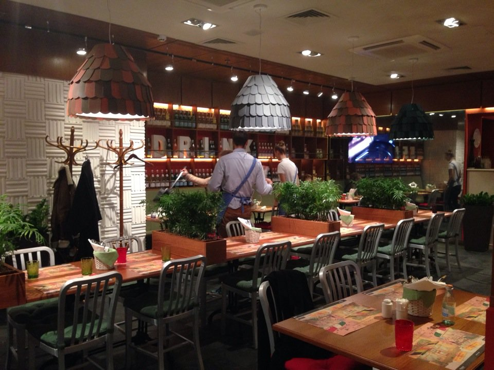 restaurant — Italy restaurant — Saint Petersburg, фото №7