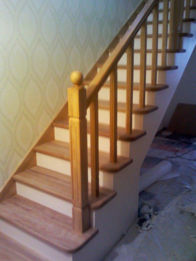 лестницы и лестничные ограждения — Лестницы Шипицин — Иркутск, фото №2