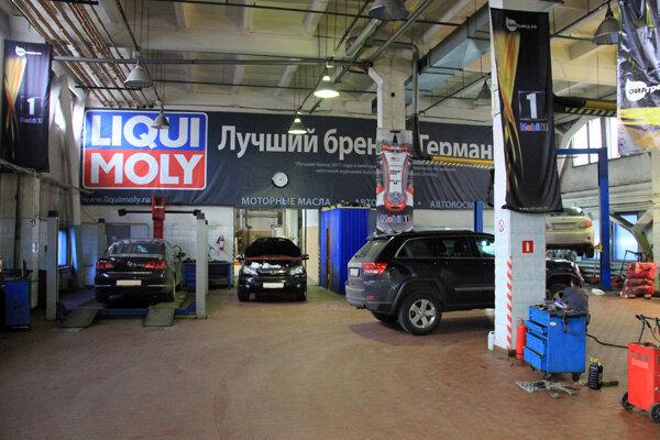 кузовной ремонт — Автолегион МР — Москва, фото №1