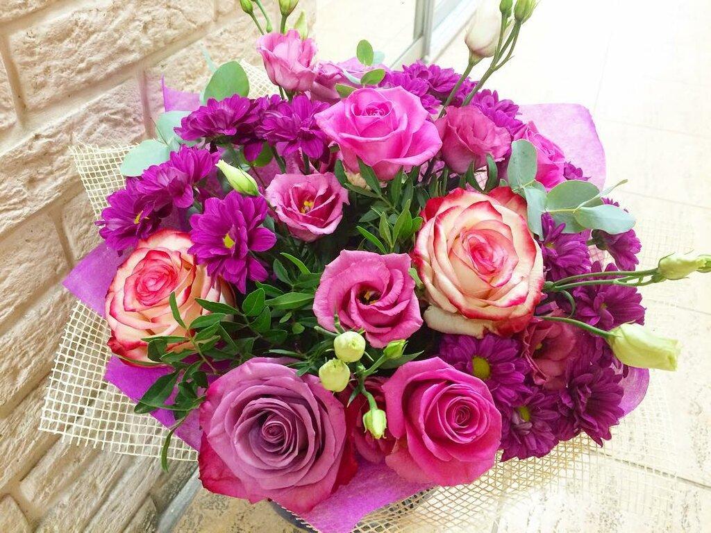 Цветов, розы доставка томск
