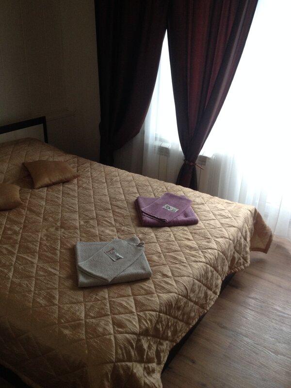 Мотель на Березовой