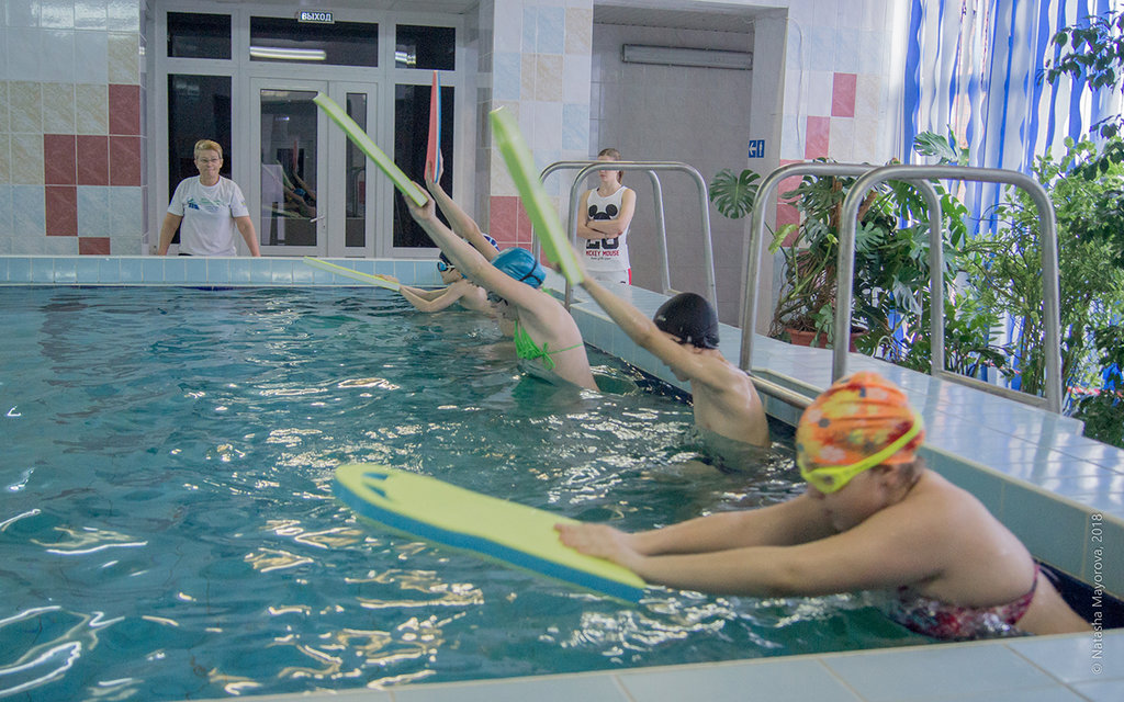 бассейн — Лотос — посёлок городского типа Богородское, фото №6