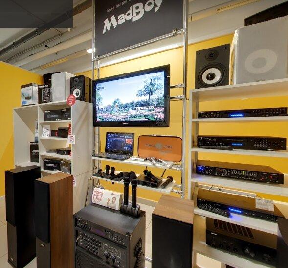 звуковое и световое оборудование — Madboy караоке — Москва, фото №2