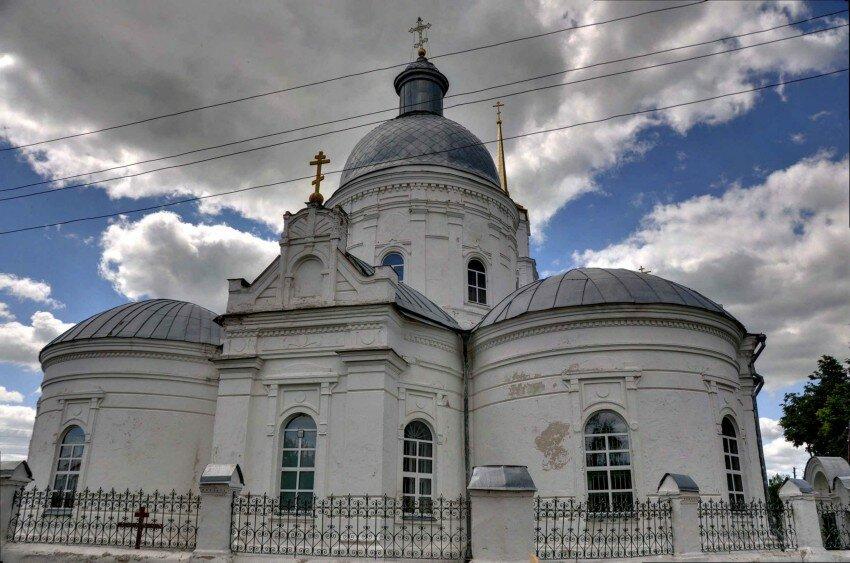Поселок тума рязанской области фото