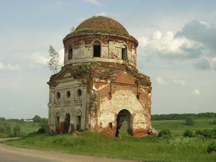 Фотографии село стрелка арзамасская область