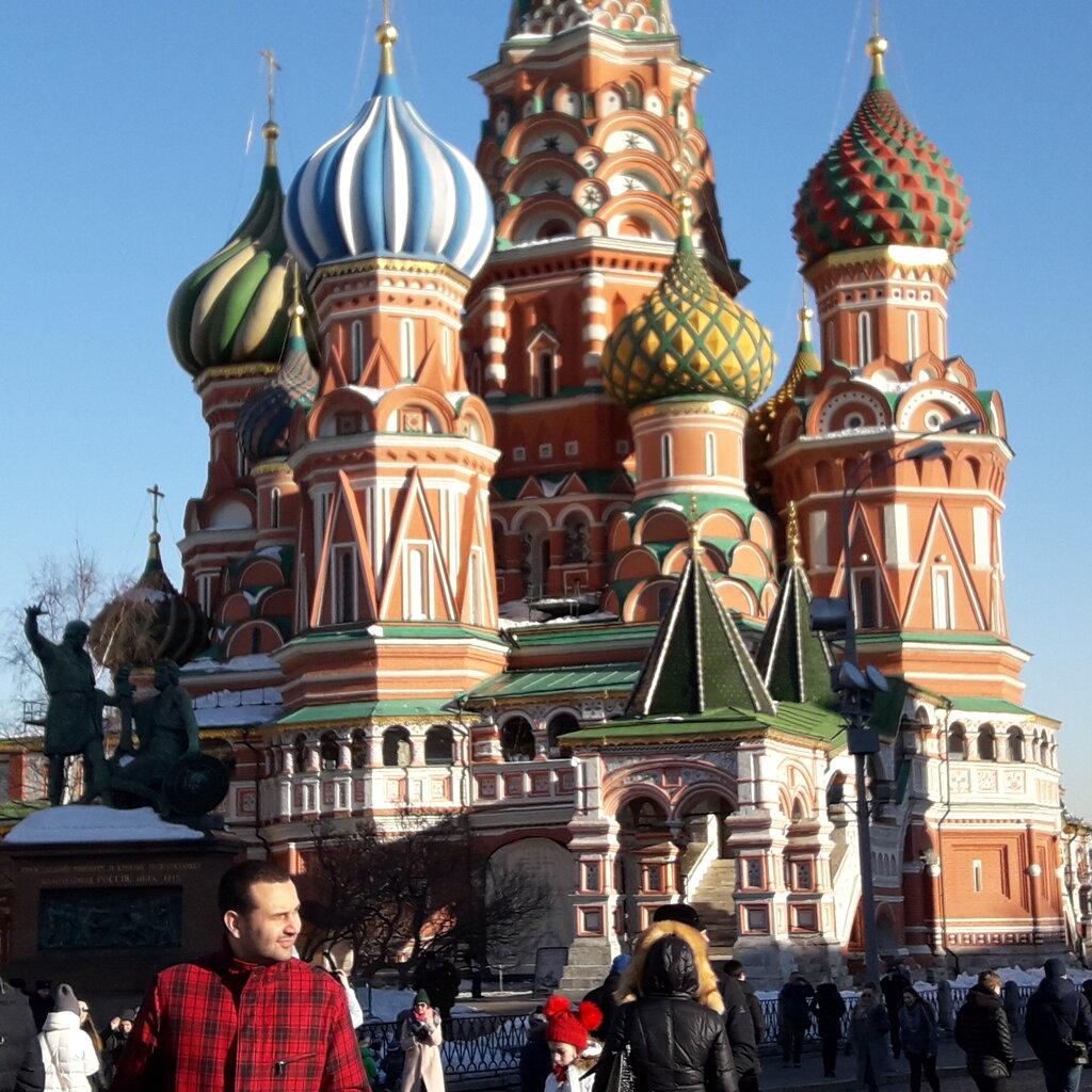 православный храм — Троицкая церковь — Москва, фото №2