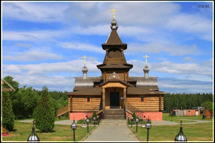 Молзино московская область фото