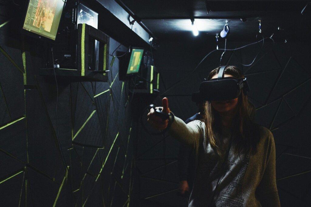 клуб виртуальной реальности — Vr-go — Москва, фото №10