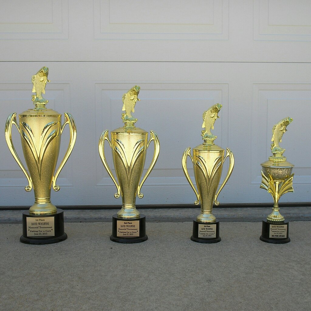 Adult mature trophies awards