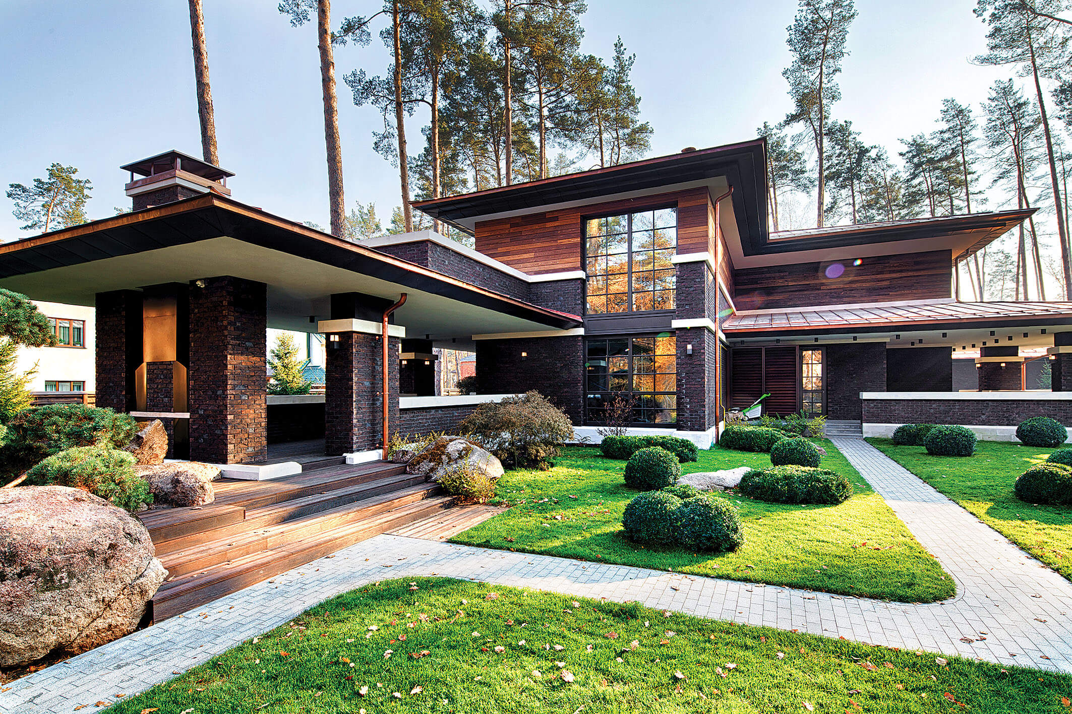 projects of houses - HD2126×1417
